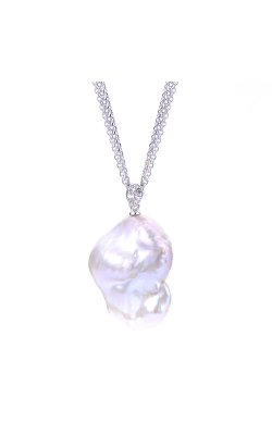 Imperial Pearl Silver Collection Necklace 681952/FW24 product image