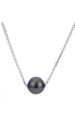 Imperial Pearl Sterling Tahitian Pearl Necklace 667551/B product image