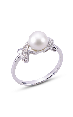 Imperial Pearl 14KT Gold Freshwater Pearl Ring 914512/WH-7 product image