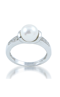 Imperial Pearl 14KT Gold Akoya Pearl Ring 914665/WH product image