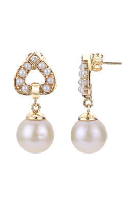 Imperial Pearl Gold Collection Earrings 922404/FW product image