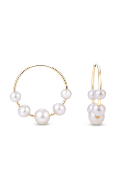 Imperial Pearl Gold Collection Earrings 922770/AA product image