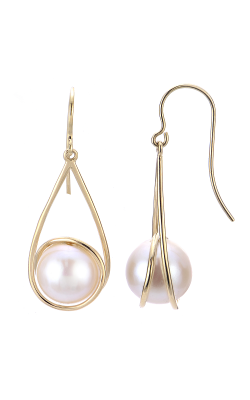 Imperial Pearl Gold Collection Earrings 923507/FW product image