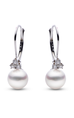 Imperial Pearl 14KT Gold Akoya Pearl Earrings 924499/WH product image