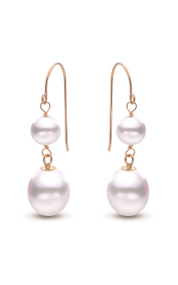 Imperial Pearl 14KT Gold Freshwater Pearl Earrings 928182/FW product image