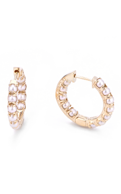 Imperial Pearl 14KT Gold Freshwater Pearl Earrings 929056/FW product image