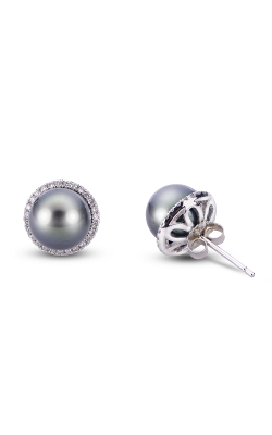 Imperial Pearl 14KT Gold Tahitian Pearl Earrings 926530/BWH product image