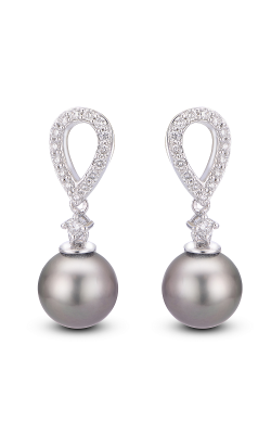 Imperial Pearl 14KT Gold Tahitian Pearl Earrings 928720/BWH product image