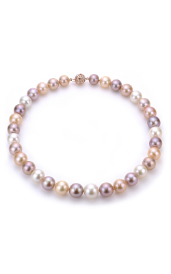 Imperial Pearls Gold Collection Necklace 961375 RG-DIA product image