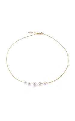 Imperial Pearls Gold Collection Necklace 961788 AA18 product image
