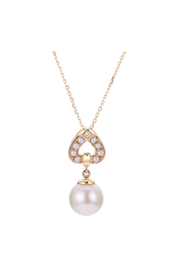 Imperial Pearl Gold Collection Necklace 982404/FW18 product image