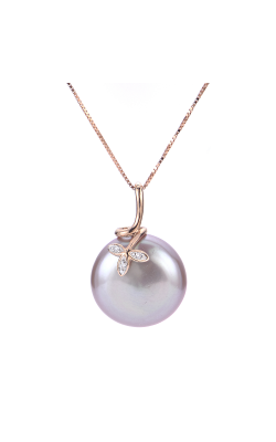 Imperial Pearl Gold Collection Necklace 983358/RG18 product image