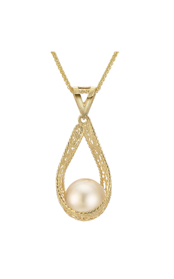 Imperial Pearl Gold Collection Necklace 988811/GSS18 product image