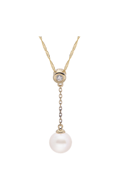 Imperial Pearls 14KT Gold Freshwater Pearl Necklace 984705 AA18 product image