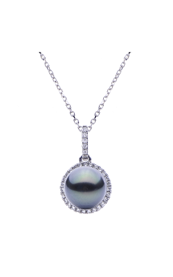 Imperial Pearls 14KT Gold Tahitian Pearl Necklace 986830 BWH18 product image