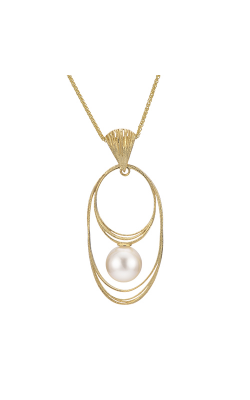 Imperial Pearl Silk Necklace 988810/AAFW18 product image