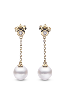Imperial Pearl 14KT Gold Freshwater Pearl Earrings 924705/AA product image