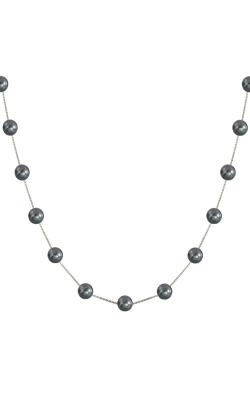 Imperial Pearls Necklace 965257/BLKWH product image