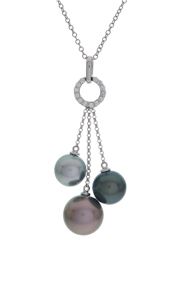 Imperial Pearls 14KT Gold Freshwater Pearl 984127 BWH18 product image