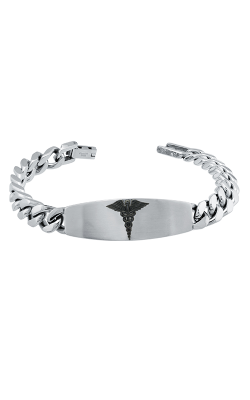 Italgem Steel Men's Bracelets Bracelet SMAB15 product image