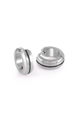 Italgem Steel Men's Earrings Earrings SEA115 product image