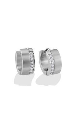 Italgem Steel Men's Earrings Earrings SEA184 product image