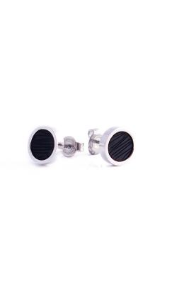 Italgem Steel Men's Earrings Earrings SEA195 product image
