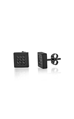 Italgem Steel Men's Earrings Earrings SEA244 product image