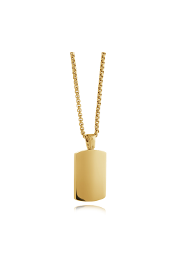 Italgem Steel Men's Necklaces Necklace SP166 product image