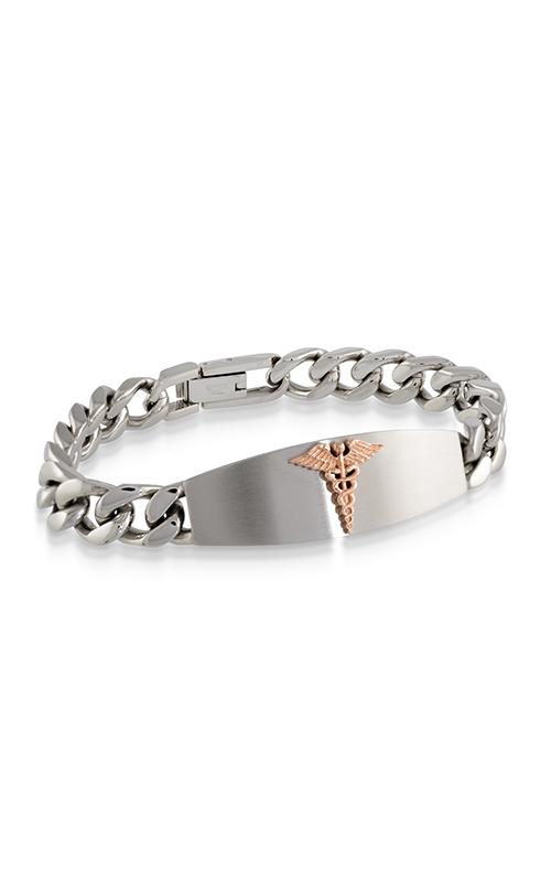 Italgem Steel Men's Bracelets Bracelet SMAB13 product image