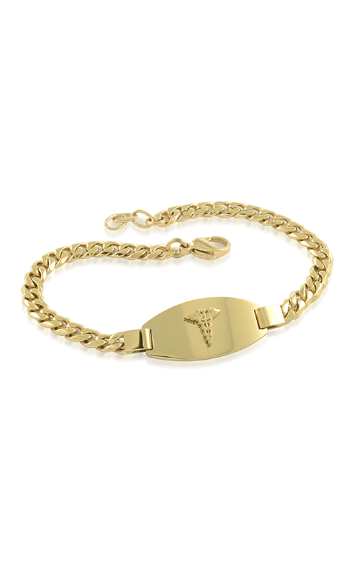 Italgem Steel Men's Bracelets Bracelet SMAB21 product image