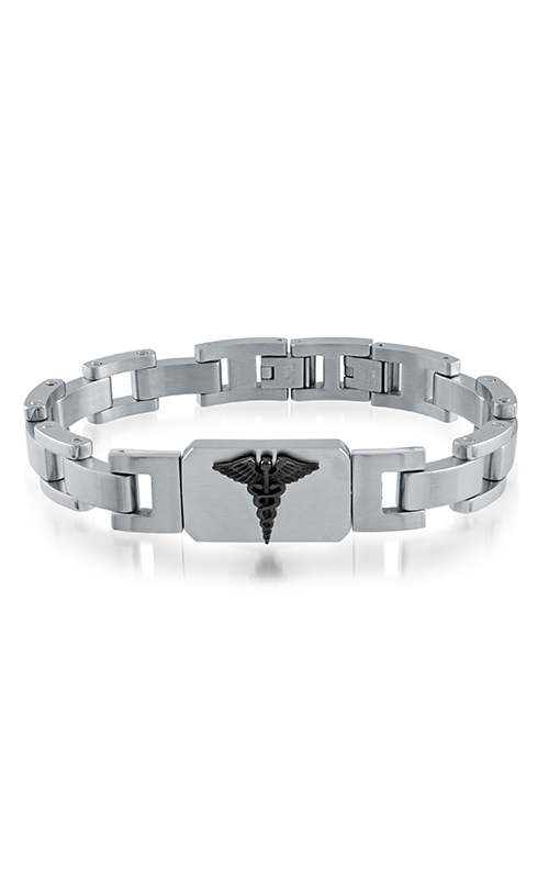 Italgem Steel Men's Bracelets Bracelet SMAB28 product image