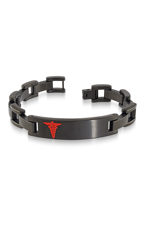 Italgem Steel Men's Bracelets Bracelet SMAB6 product image
