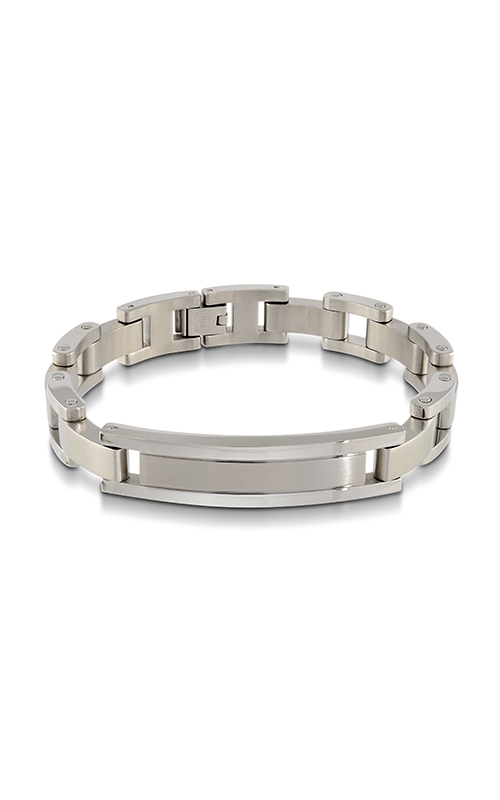 Italgem Steel Men's Bracelets Bracelet SMB109 product image