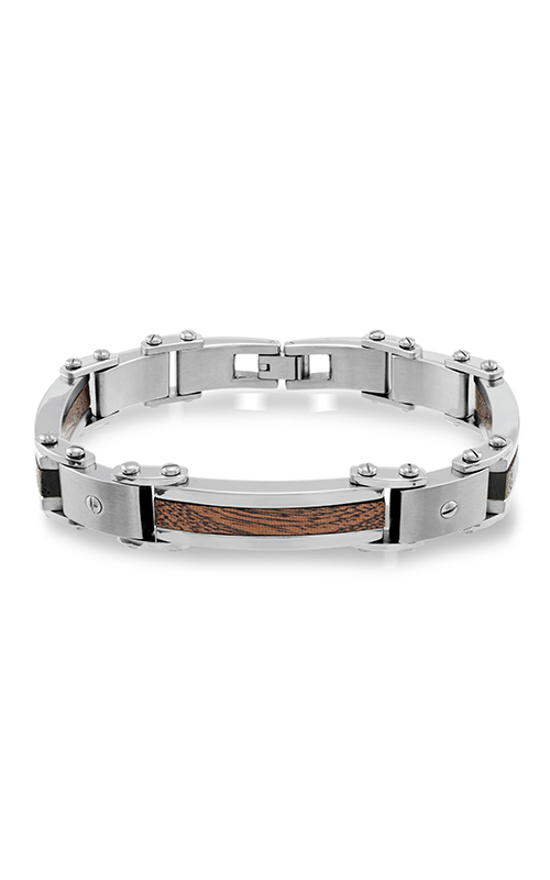 Italgem Steel Men's Bracelets Bracelet SMB28 product image