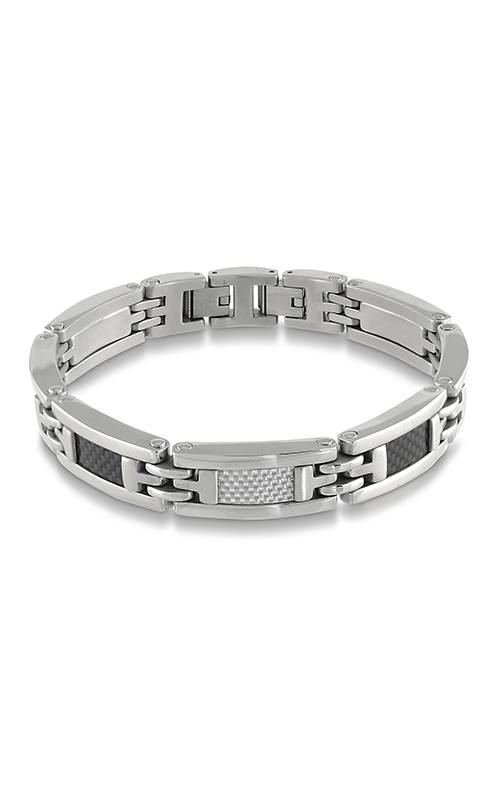 Italgem Steel Men's Bracelets Bracelet SMB48 product image