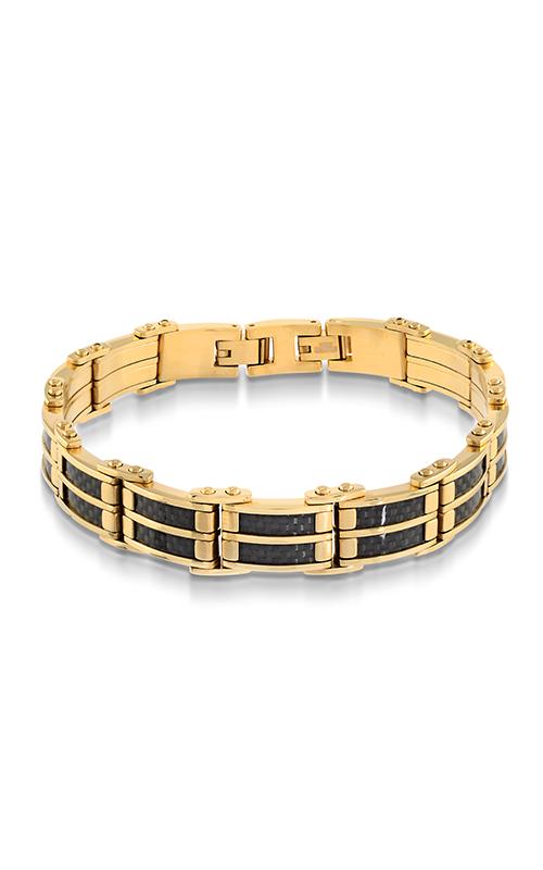 Italgem Steel Men's Bracelets Bracelet SMB52 product image