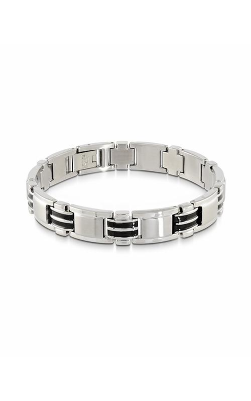 Italgem Steel Men's Bracelets Bracelet SMB70 product image
