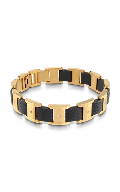 Italgem Steel Men's Bracelets Bracelet SMB85 product image
