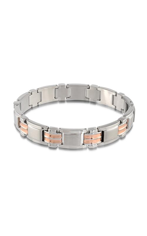 Italgem Steel Men's Bracelets Bracelet SMB88 product image