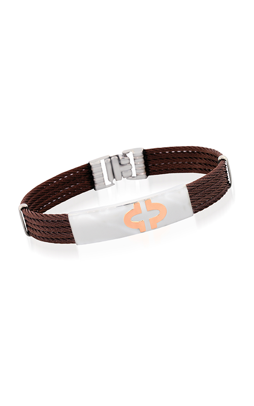 Italgem Steel Men's Bracelets Bracelet SMBG15 product image