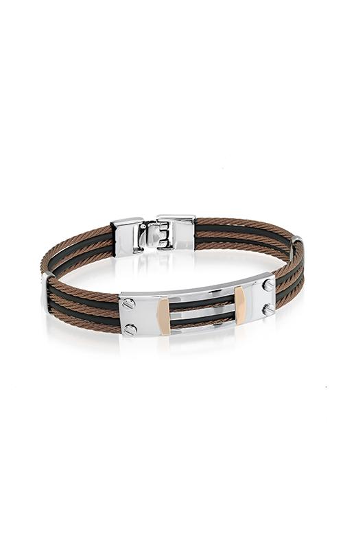 Italgem Steel Men's Bracelets Bracelet SMBG18 product image
