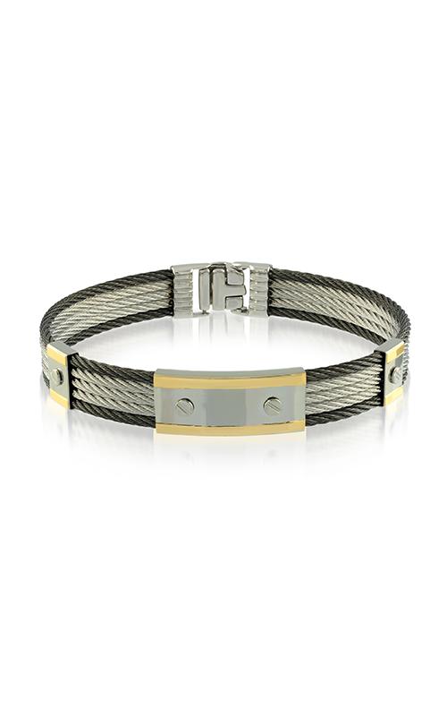 Italgem Steel Men's Bracelets Bracelet SMBG32 product image