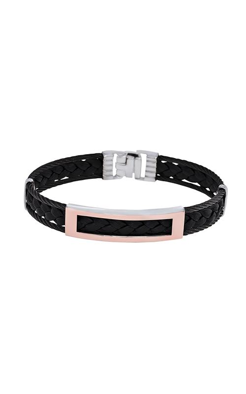 Italgem Steel Men's Bracelets Bracelet SMBG38 product image