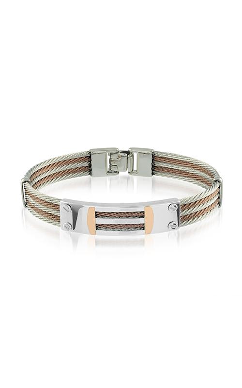 Italgem Steel Men's Bracelets Bracelet SMBG45 product image