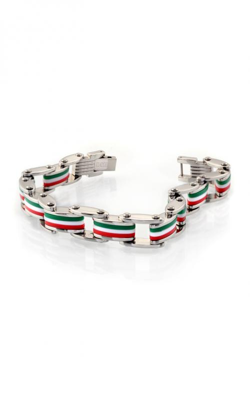 Italgem Steel Men's Bracelets Bracelet SMB41 product image