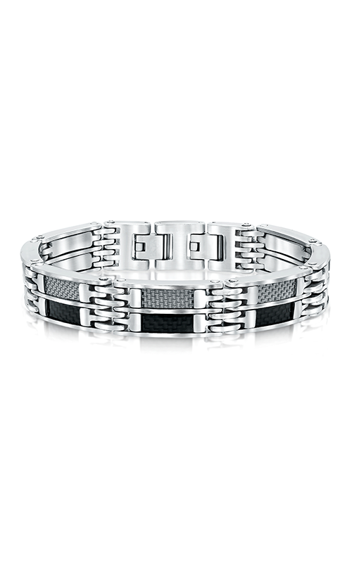 Italgem Steel Men's Bracelets Bracelet SMB156 product image