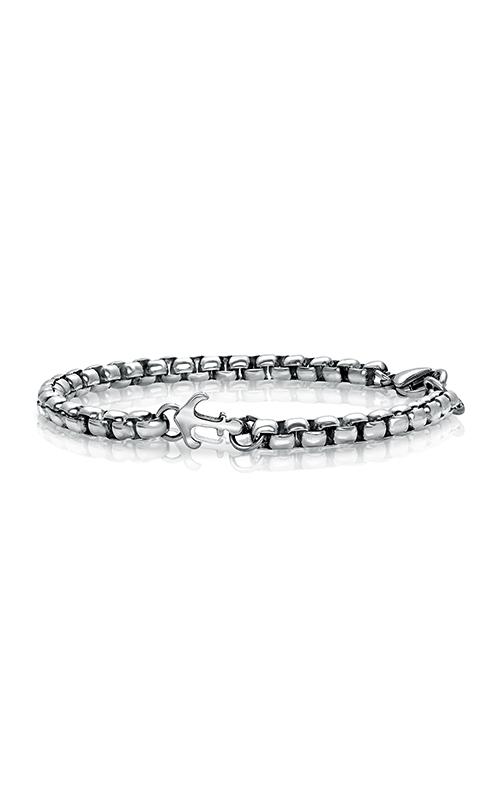 Italgem Steel Men's Bracelets Bracelet SMB158 product image