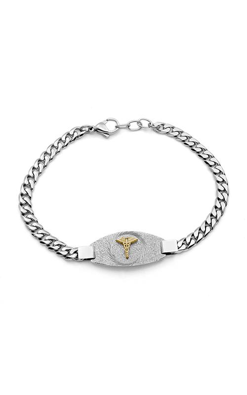 Italgem Steel Men's Bracelets Bracelet SMAB2 product image