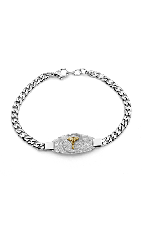 Italgem Steel Men's Bracelets Bracelet SMAB26 product image